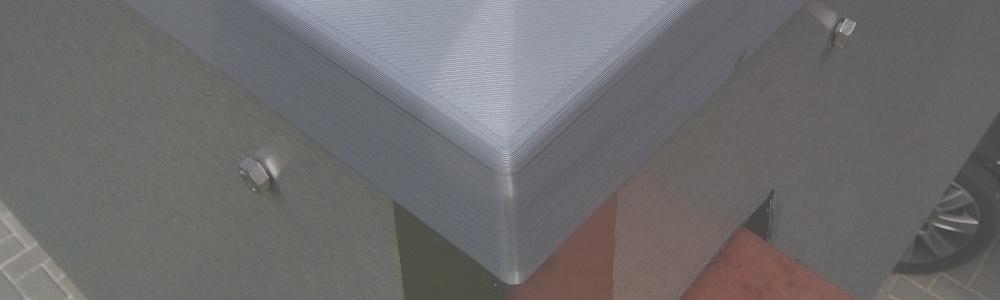 3D Geprinte Afdekkappen | 3D Printing Limburg
