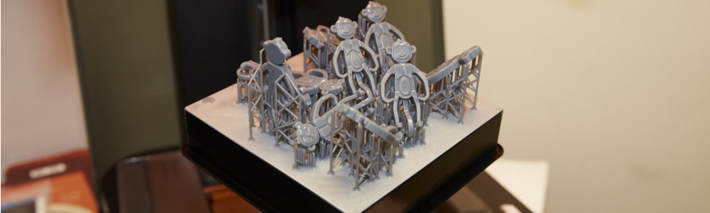 Werkwijze Stereolithografie | 3D Printing Limburg